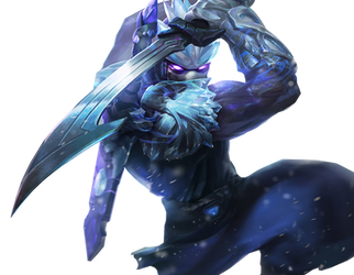 Frozen Shen by UberWild
