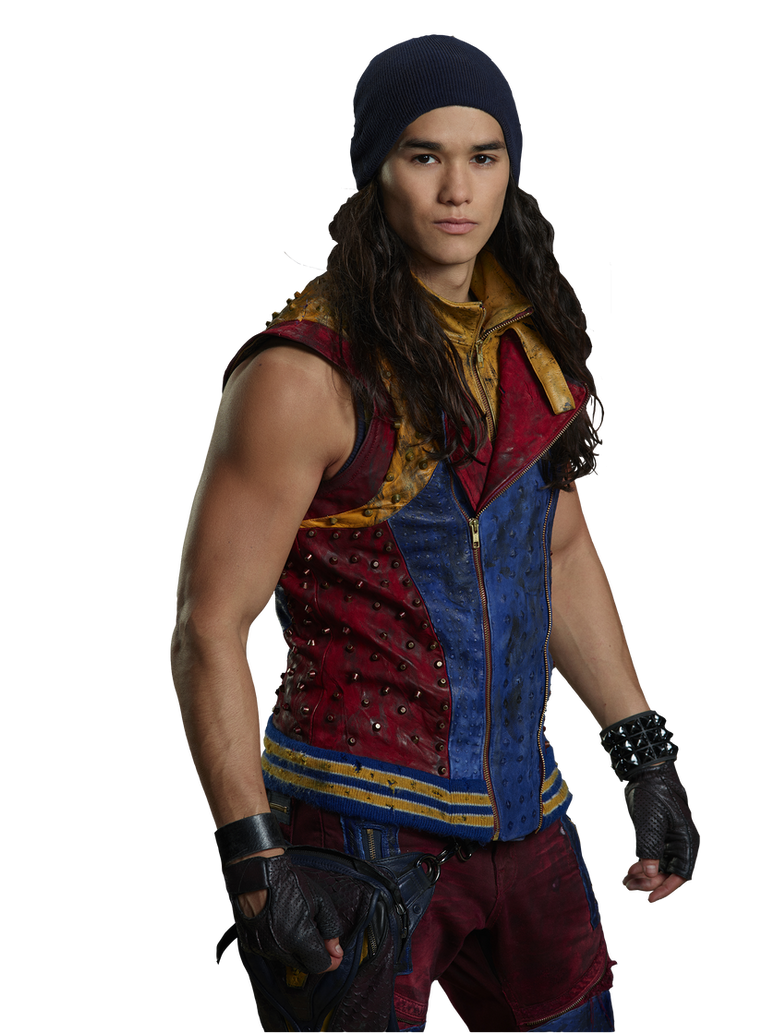 Jay Descendants 2 Isle Of The Lost PNG by besthelita on