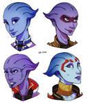 Various Asari