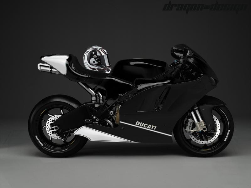 Ducati Dark By Dragon Design