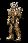 Kamen Rider Grand ZI-O Render