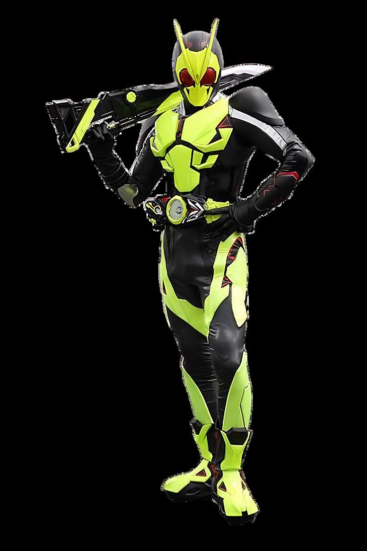 Kamen Rider Zero One Render 2 by Decade1945 on DeviantArt