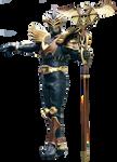 Kamen Rider Odin/Wrath Render 2