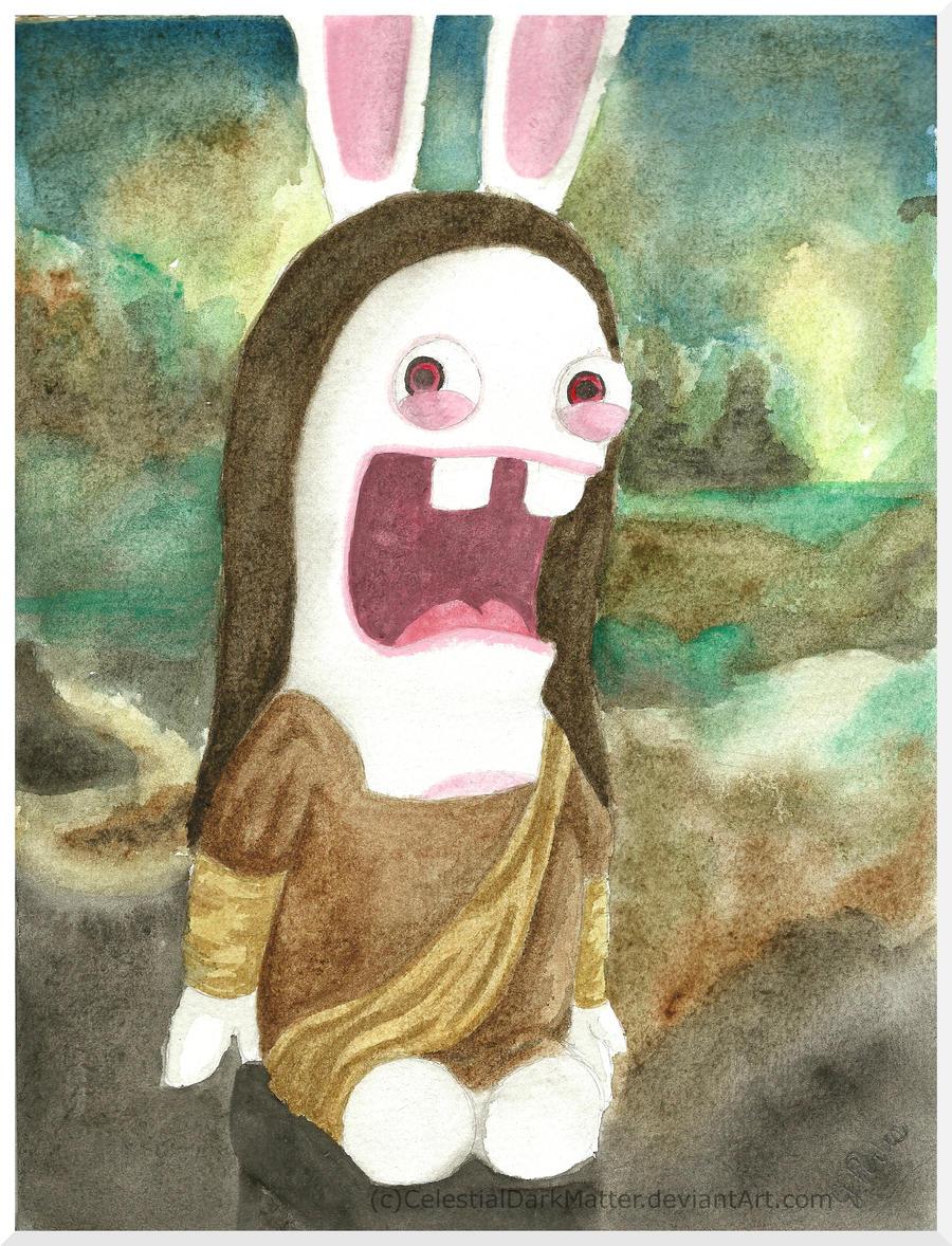Mona Rabbid by CelestialDarkMatter