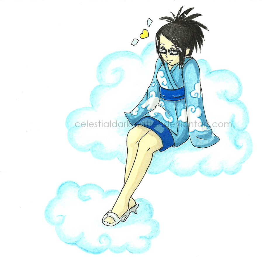 On Cloud 9 by CelestialDarkMatter