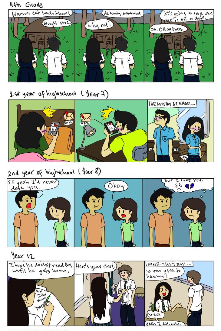 School tales by CelestialDarkMatter
