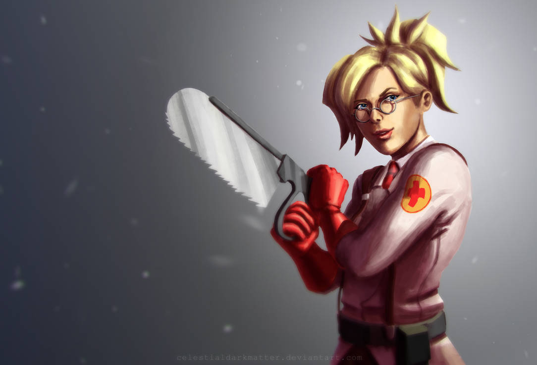 Team Fortress 2 [Medic] by LillyTheRenderer on DeviantArt