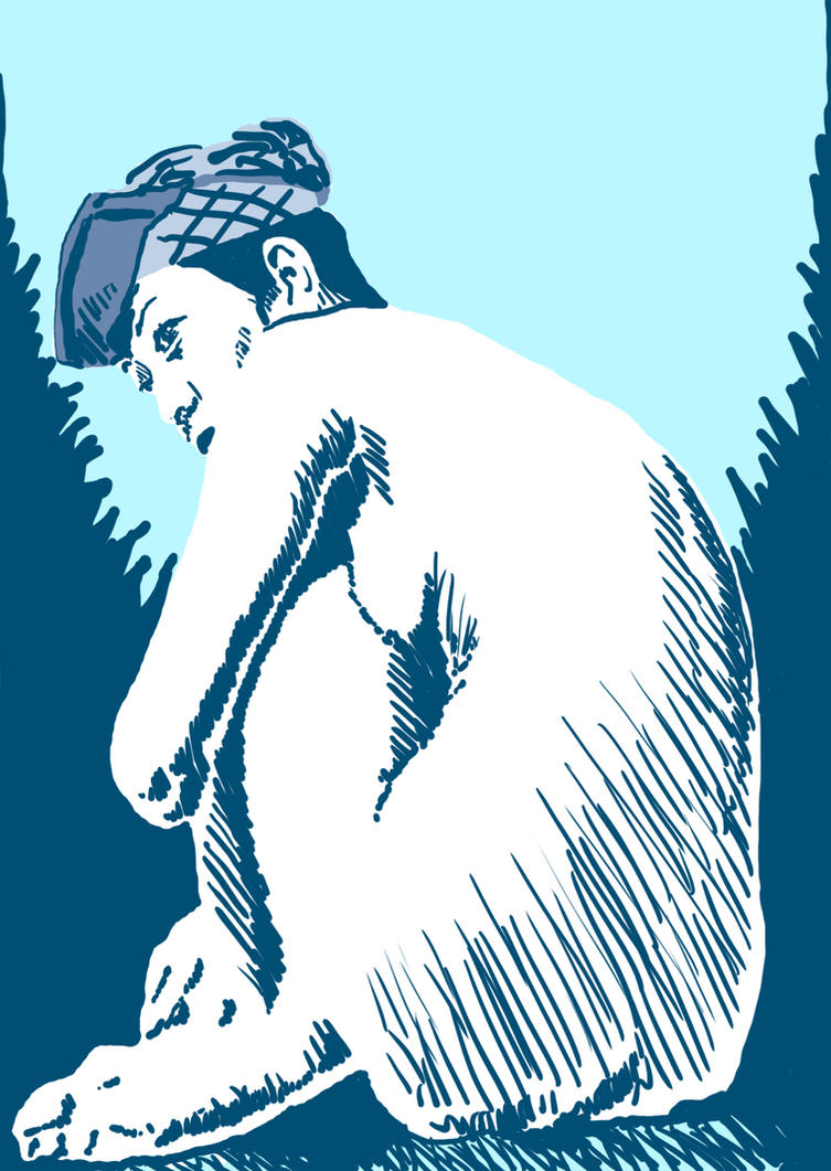 Ama Diver by ColeBlacksmith