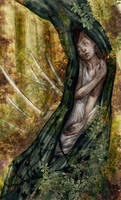 Maid in the oak