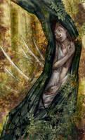 Maid in the oak by BeatrizMartinVidal