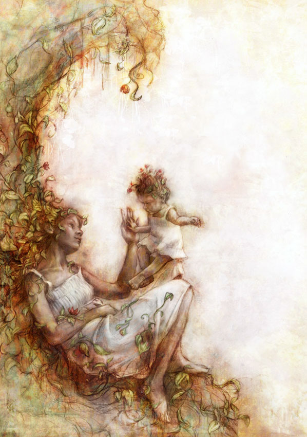 My baby Love-cover2 by BeatrizMartinVidal