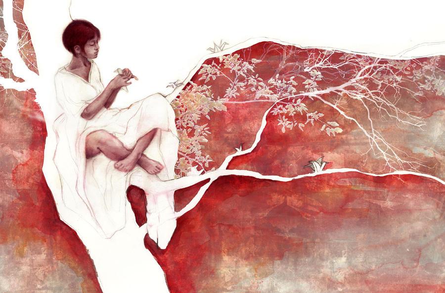 My baby Love - Morning by BeatrizMartinVidal