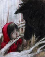 The Wolf by BeatrizMartinVidal