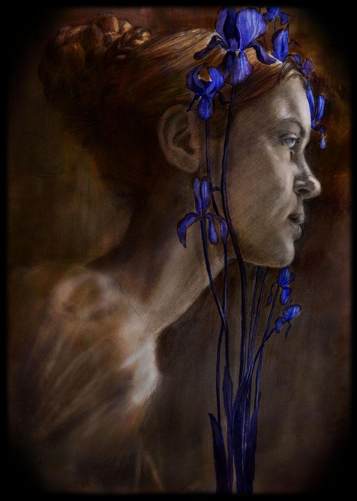irises by BeatrizMartinVidal