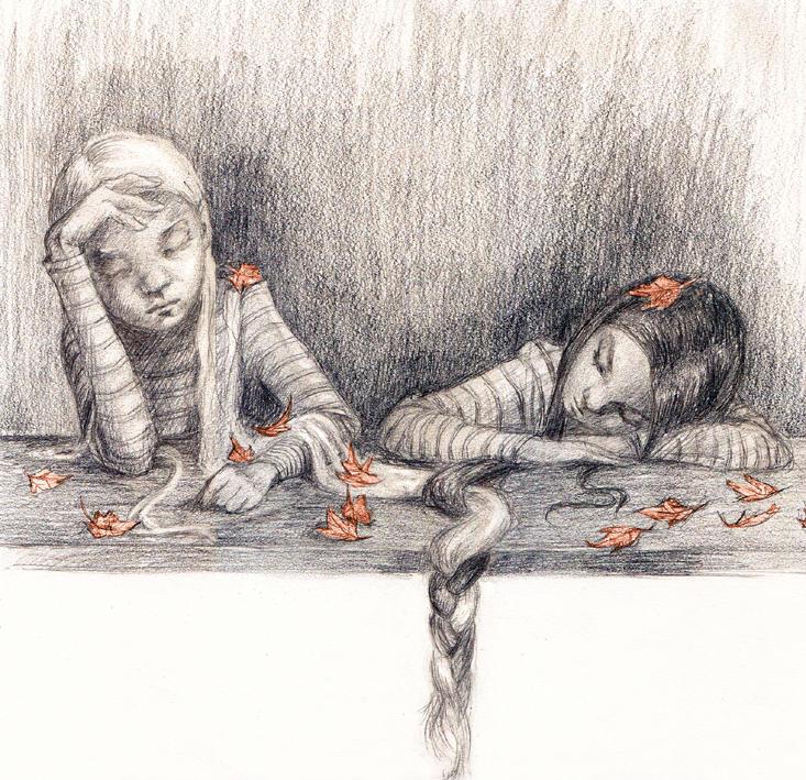 Boredom by BeatrizMartinVidal