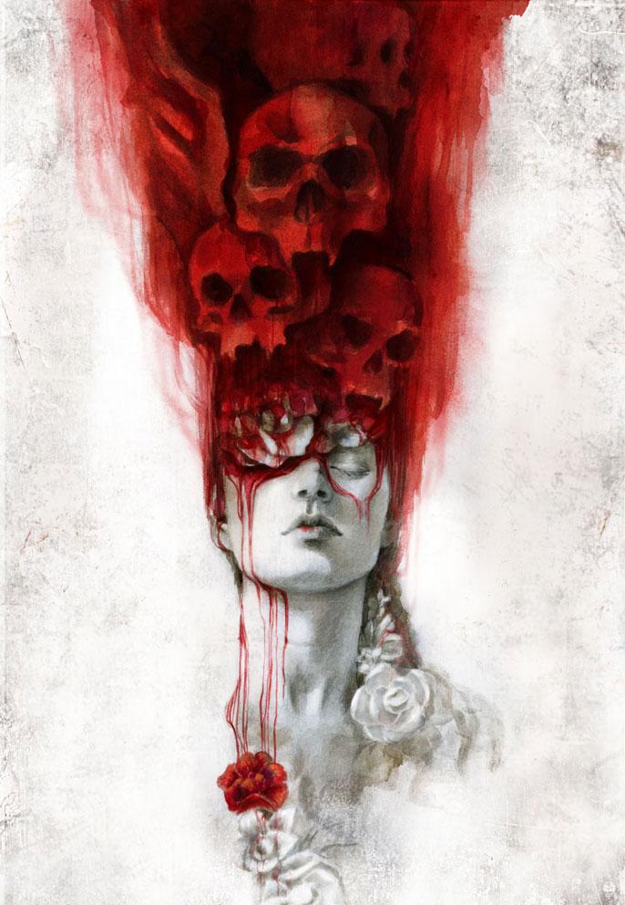 Dracula - Cover by BeatrizMartinVidal