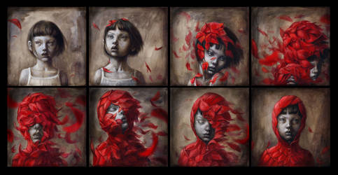 Little Red - Going Red by BeatrizMartinVidal