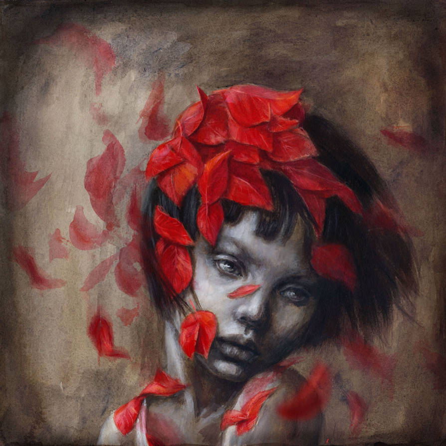 Little Red 03 - Wind and Leaves