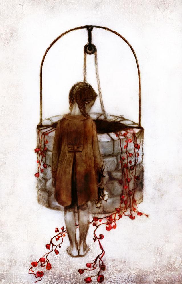 The Well by BeatrizMartinVidal