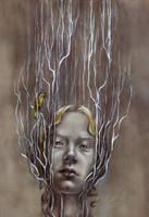 Bird On The Tree by BeatrizMartinVidal