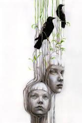 Hansel and Gretel-Cover by BeatrizMartinVidal