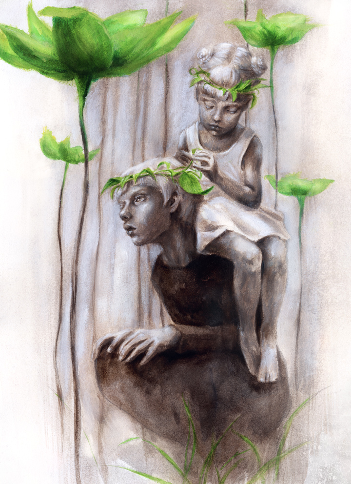 Hansel and Gretel - 01 by BeatrizMartinVidal
