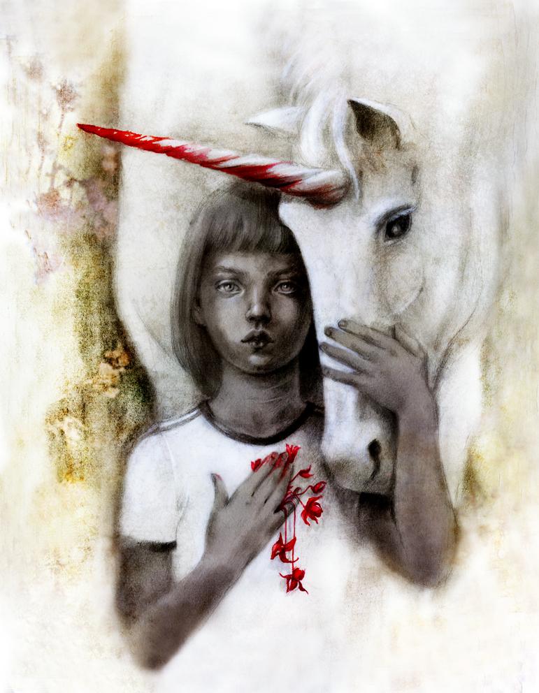 Unicorn by BeatrizMartinVidal