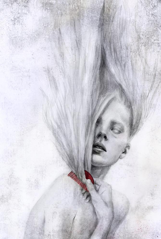 The Comb by BeatrizMartinVidal