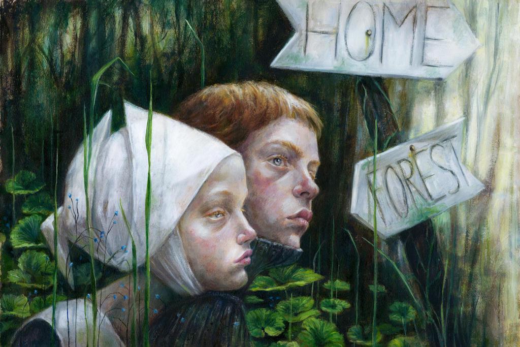 Hansel and Gretel - Enigmas by BeatrizMartinVidal