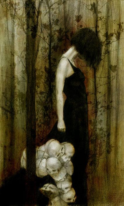 Witch by BeatrizMartinVidal