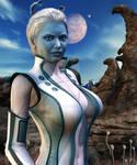 Andorian - StarTrek Ladies I