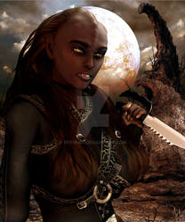 Klingon - StarTrek Ladies II by Erynn83