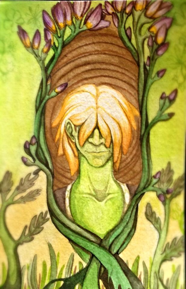 Spring by mythologyfreak300