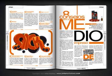Revista by JulianArbelaez