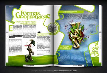 Revista Tipografia by JulianArbelaez