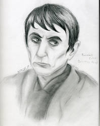 Barnabas Collins by The-Silver-Pen