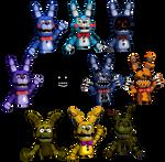 Bonnie Puppets