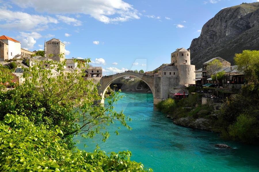 Mostar. by sunnySIDEofME
