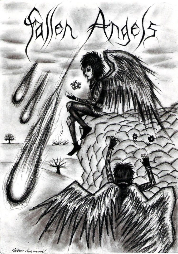 We are the fallen angels by tina771 on deviantart we are the fallen angels by tina771 thecheapjerseys Image collections