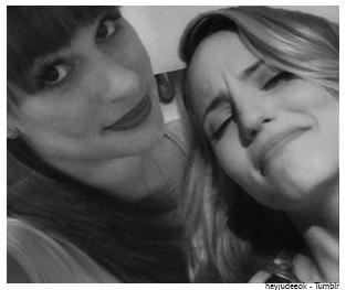 Lea Di Selfie glee season 6 by Heyjudee