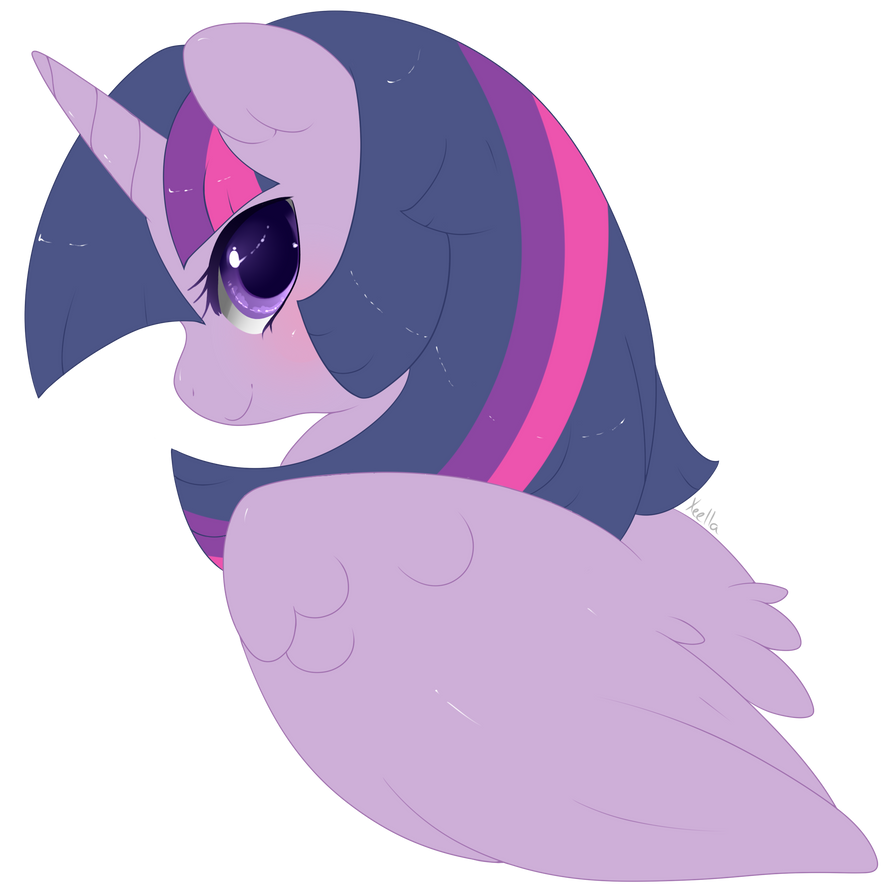 Twilight Sparkle Alicorn by Xeella