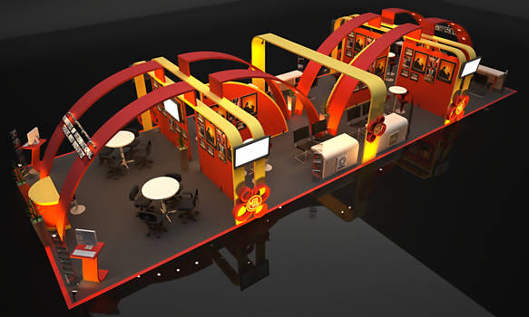 MITI Booth Design - Overview
