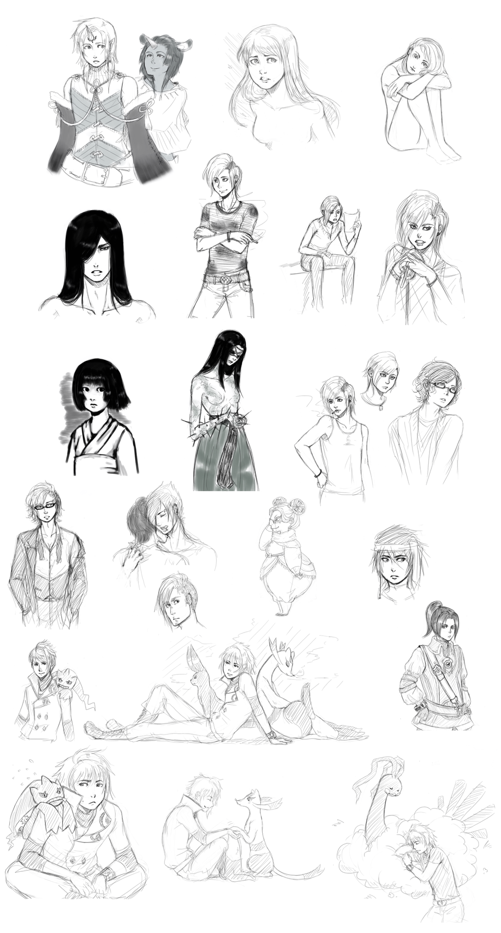 Pchat Dump 10 by Arcania