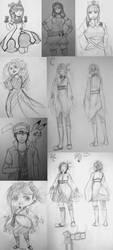 Sketch...dump? by Arcania