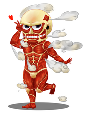 Colossal Titan by Arcania