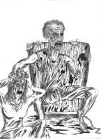 Zombie Snag by WretchedSpawn2012