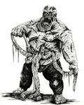 Obese Zombie