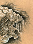Alien Creature by WretchedSpawn2012