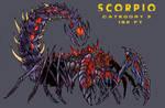 Kaiju - Scorpio