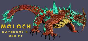 Kaiju - Moloch